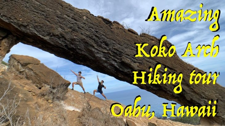 Top Rated Hawaii Tour Guide on AirBnB Experiences in Oahu to Koko Arch Full Version