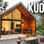 Forested Kūono Cabin Airbnb Tour! | Modern Cabin in Hawaii!