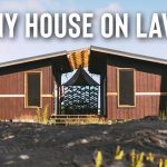 Tiny House on Volcanic Lava Field! | Airbnb Tiny Home Tour in Hawaii!
