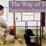 Airbnb experience /tea ceremony in Kanazawa /travel to Japan