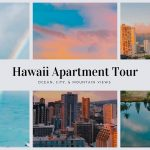 Hawaii Apartment Tours | Move with me living in Airbnb's!