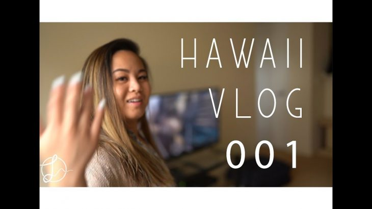 Welcome to our AirBnb   Hawaii Vlog 001