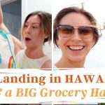 Leaving Bend, Flying to HAWAII, and a BIG AirBnb Grocery Haul!