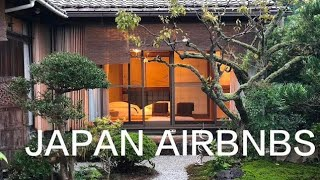 Airbnb in Japan