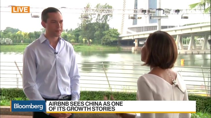 Airbnb's Blecharczyk Says Asia Is Biggest Opportunity