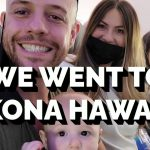 Kona Hawaii, our travel days and checking out our Airbnb