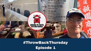 #ThrowBackThursday Japan AirBnB and more